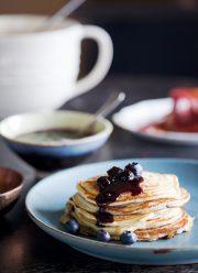 blueberrie pancakes
