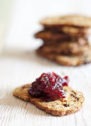 cranberry cracker